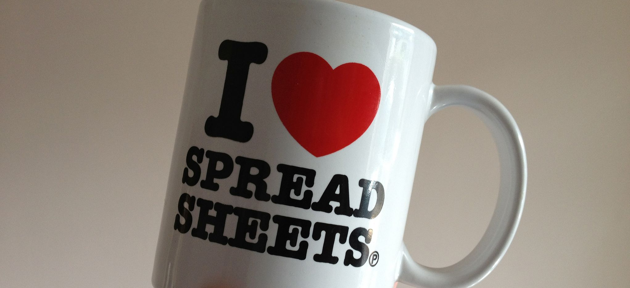 I Love Spreadsheets!
